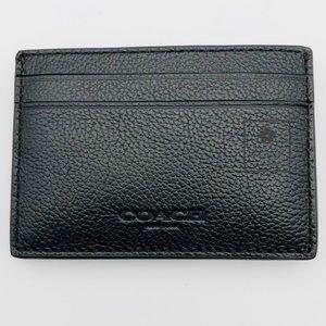 Coach - Money Clip Card Case